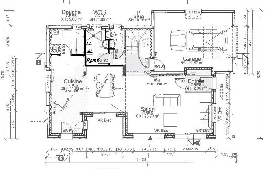 Avis plan maison 135 m r 1 90 messages page 4 - Isoler sa maison pas cher ...