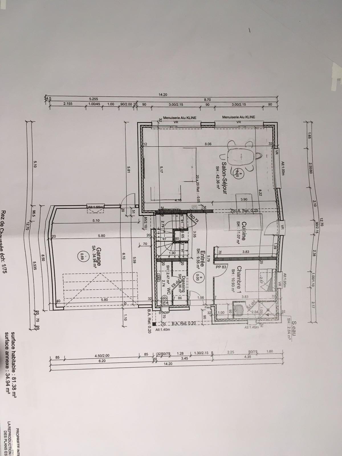 Avis plan maison 160 m2 - 48 messages