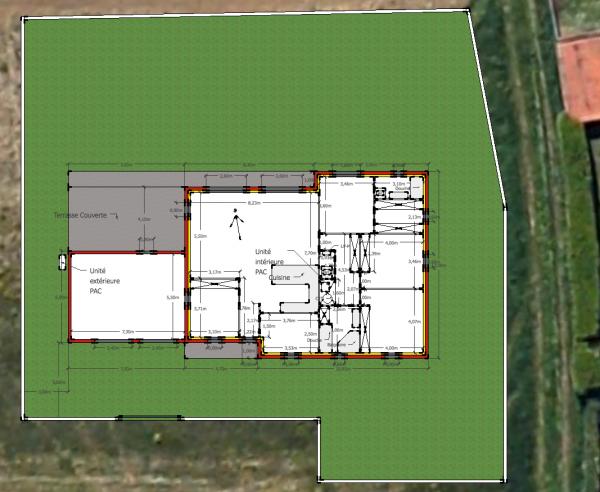 Avis Sur Plan De Maison Plain Pied De 150m2 36 Messages