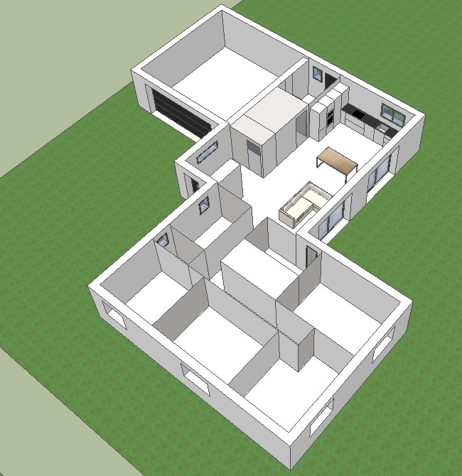 Votre Avis Plan Maison Pp M Surface Habitable  Empsol