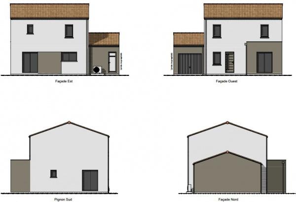 Avis plan maison rt2012 110m2 avec r 1 28 messages for Plan facade maison
