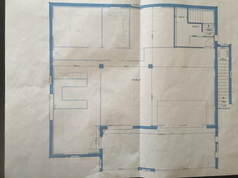 Avis sur plan maison sous sol et terrain en pente 9 for Plan sous sol