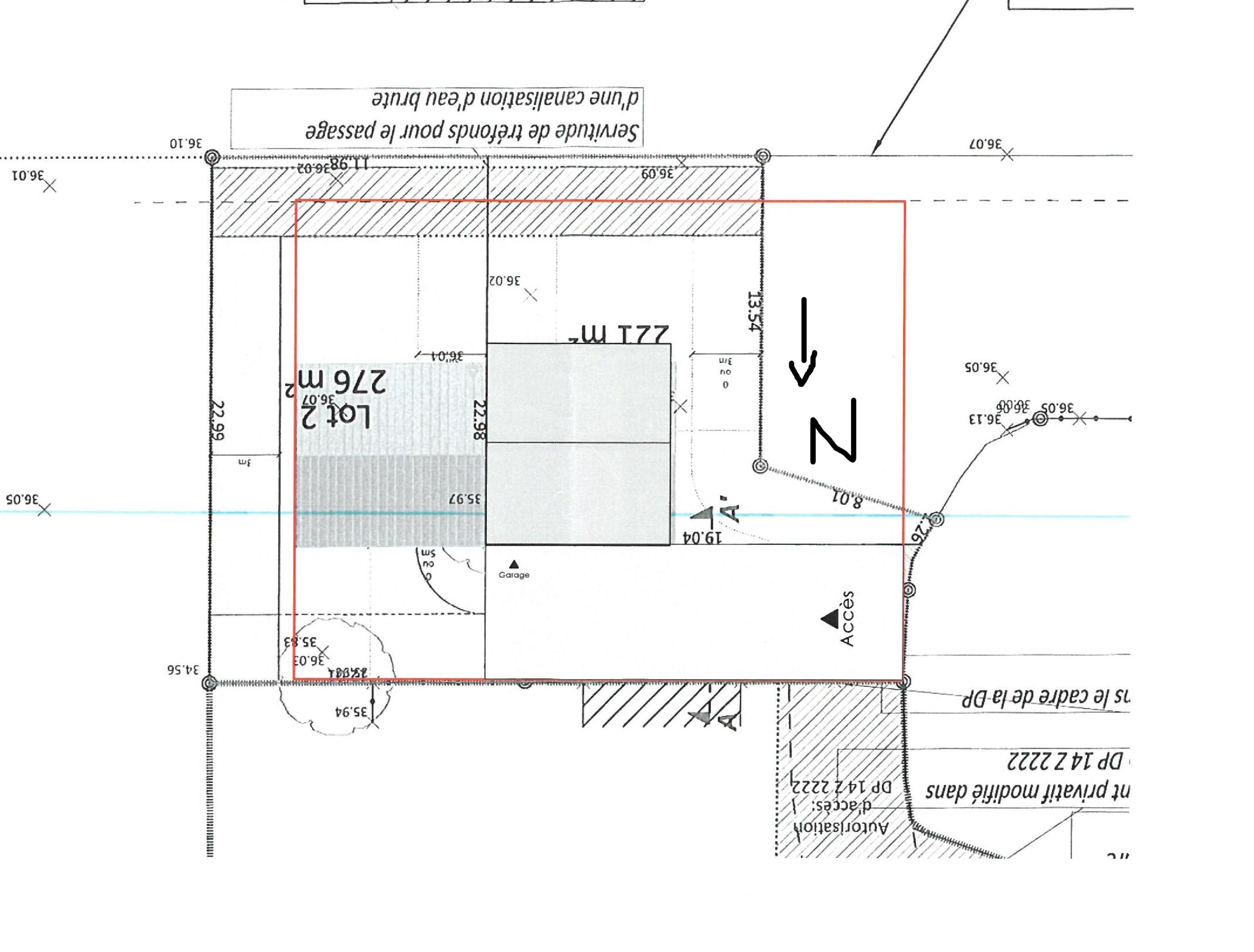 Plan maison carre awesome plan maison meubl pavillon for Plan maison carre