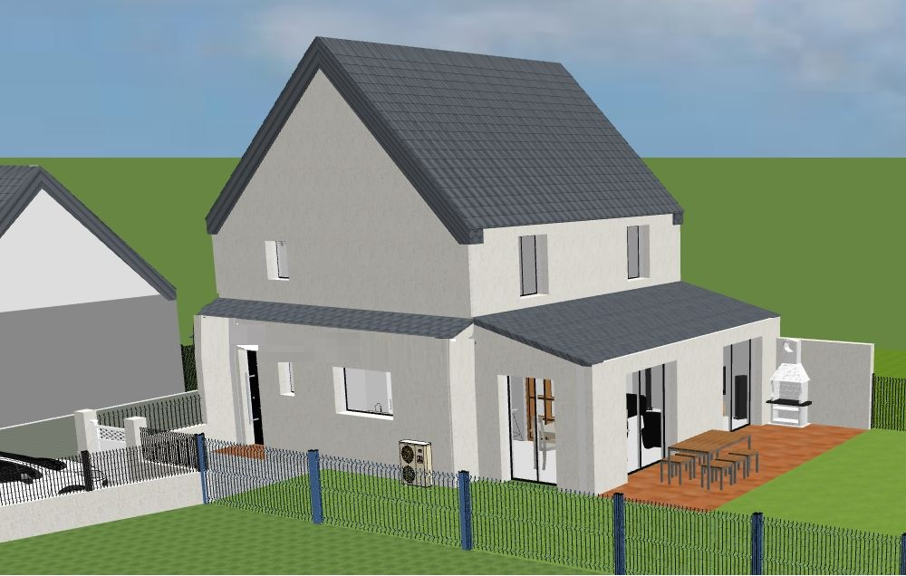 avis plan maison sur terrain 221 m2 314 messages page 2. Black Bedroom Furniture Sets. Home Design Ideas