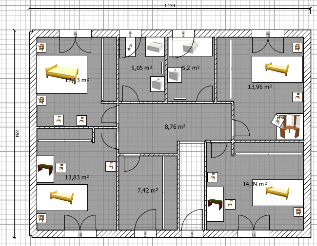 latest free affordable quuen pensezvous with plan de maison en h with comment faire le plan de sa maison with comment faire un plan de maison en 3d gratuit - Comment Faire Le Plan De Sa Maison