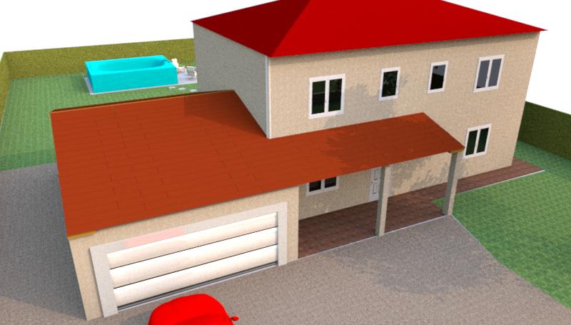 vos avis sur mon plan de maison avec vues 3d 31 messages page 2. Black Bedroom Furniture Sets. Home Design Ideas
