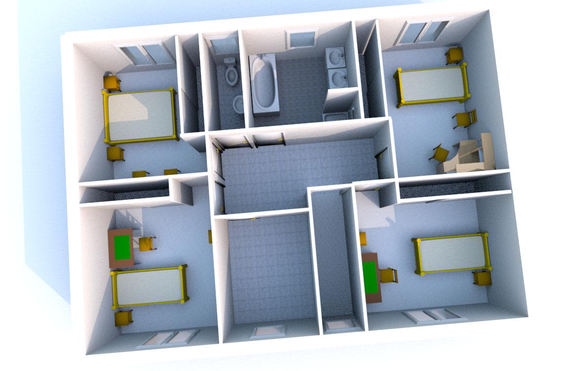 Vos avis sur mon plan de maison avec vues 3d 31 messages for Concevez vos plans de maison