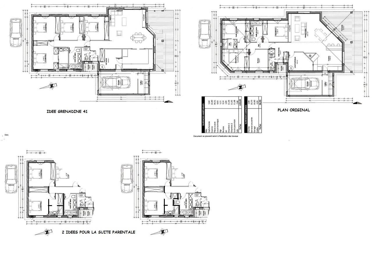 Amazing aprs tout dpend de combien de temps vous disposer pour optimiser vos plans with plan maison 300m2