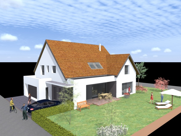 Avis Sur Plans Maison R+1 - 200 M2 Passivhaus - 74 Messages