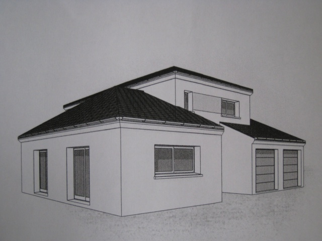 Votre avis sur les plans d'une maison 150 m2 R+1 partiel - 66 messages