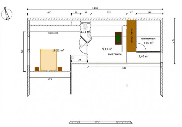 Des avis pour les plans d'une maison en bois en autoconstruction..... ? - 49 messages