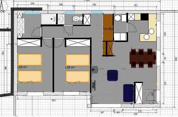 avis plans plein pied combles am nageables 26 messages. Black Bedroom Furniture Sets. Home Design Ideas
