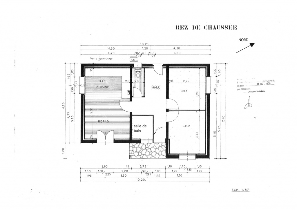 Avis sur les plans de renovation d 39 une maison 7 messages for Maison container 50 m2