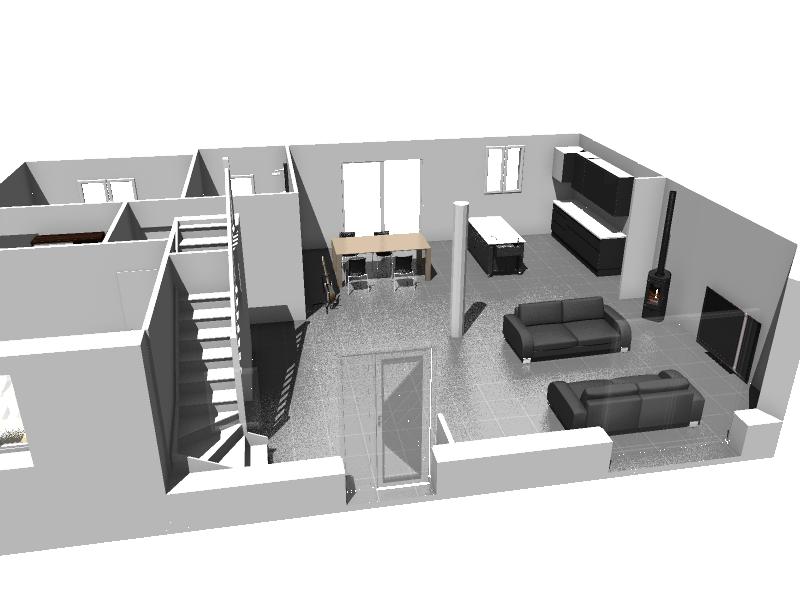 avis sur pp de 91m passage 3 2 chambres 14 messages. Black Bedroom Furniture Sets. Home Design Ideas