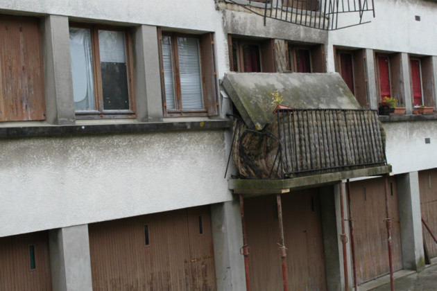 Balcon en b ton arm 25 messages for Plan de balcon exterieur