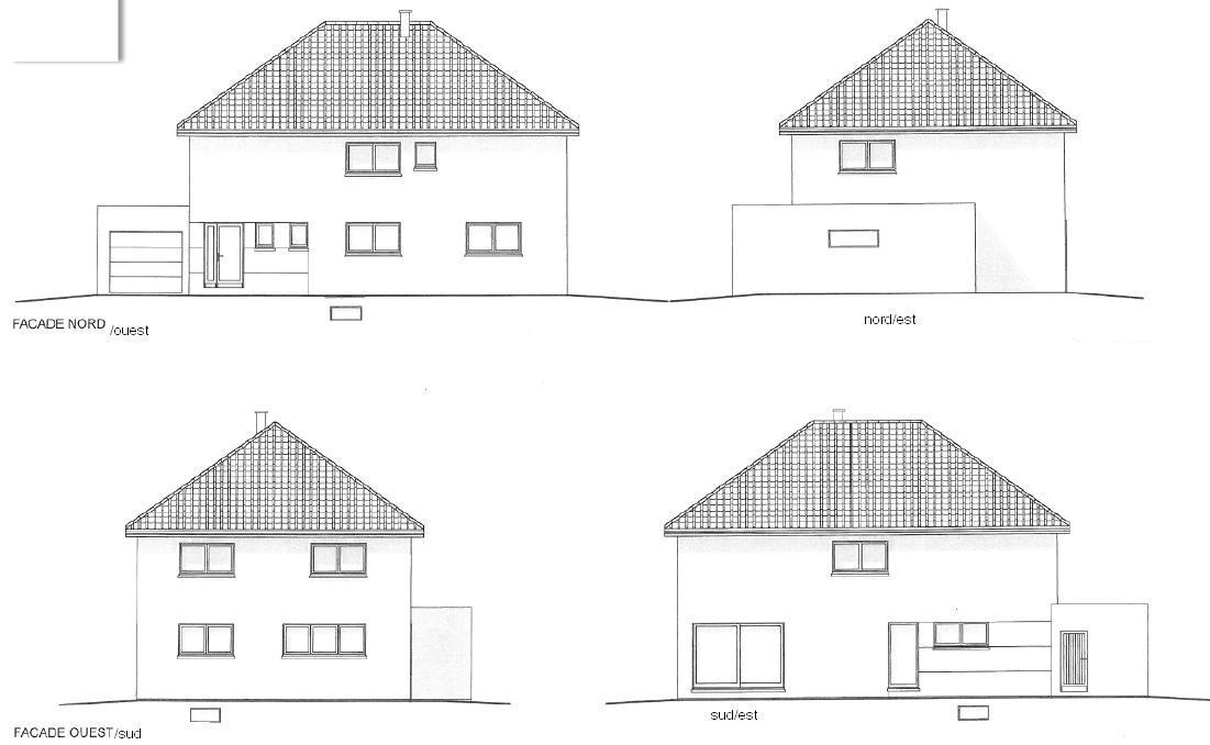 Logiciel gratuit pour plan facade maison ventana blog - Plan coupe facade maison ...