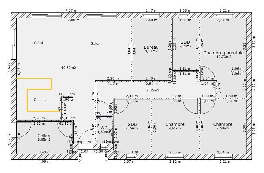 besoin d 39 avis et conseils sur notre futur maison 105 108. Black Bedroom Furniture Sets. Home Design Ideas