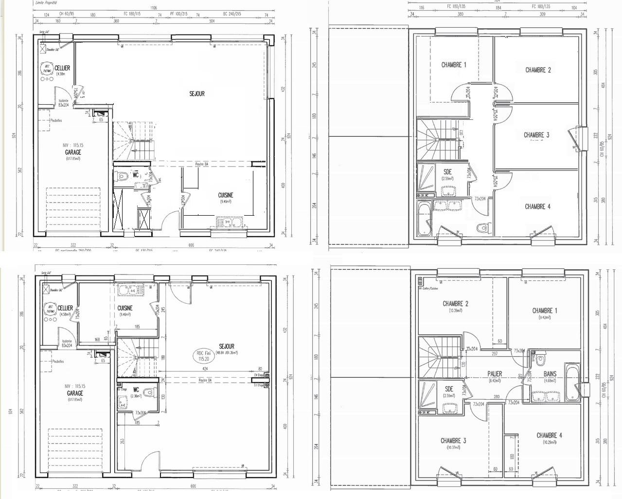 besoin d 39 avis pour optimiser tage d 39 une maison r 1 r solu 37 messages page 2. Black Bedroom Furniture Sets. Home Design Ideas