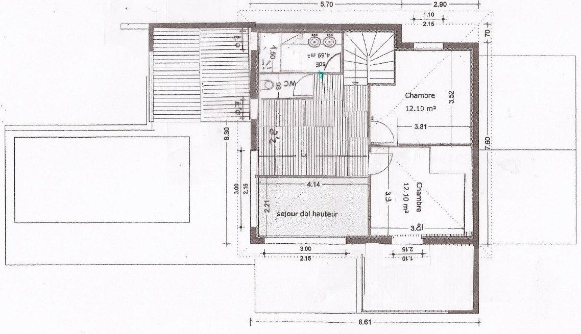 Combien coute une maison de 130m2 ventana blog for Combien coute une construction de maison