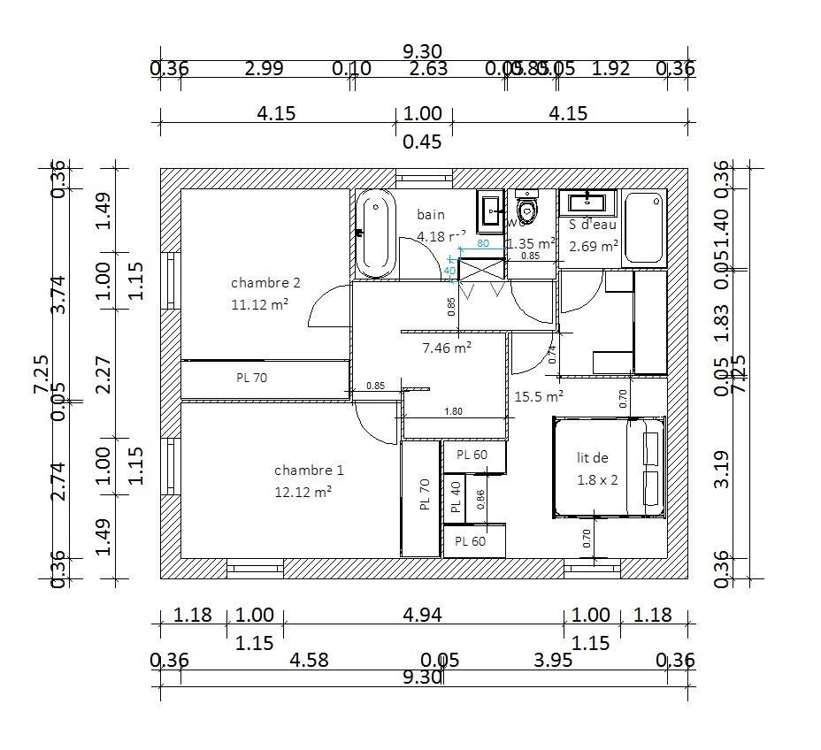 besoin de vos avis sur le plan de notre petite sdb 124 messages page 6. Black Bedroom Furniture Sets. Home Design Ideas
