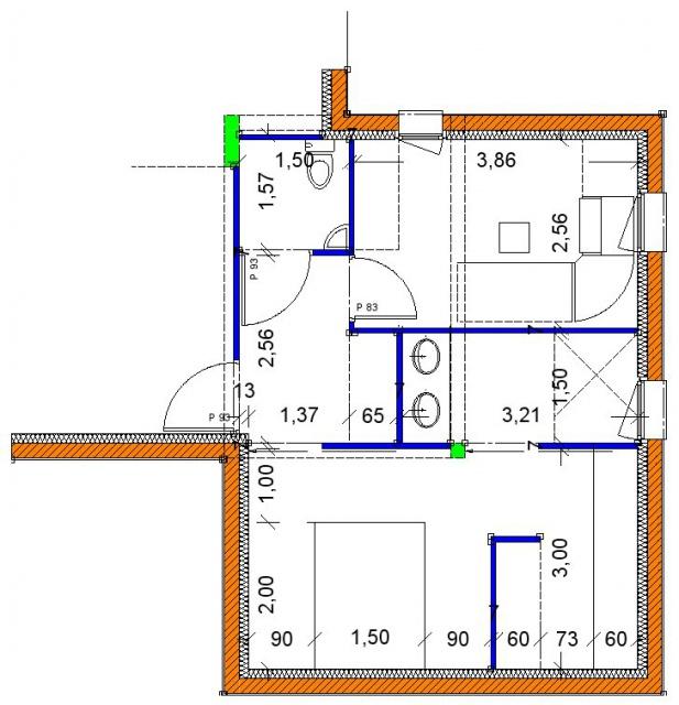 Souvent Besoin de votre avis sur plans de maison 160m2 [résolu] - 32 messages WI09