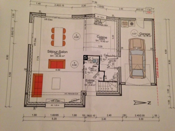 Besoin d\'avis plans de maison avant signature CCMI - 77 messages
