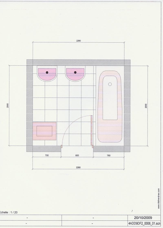 Besoin de conseil petite salle de bain 7 messages - Cree un meuble salle de bain en dur ...
