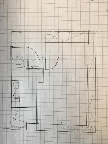 besoin de conseil pour s parer un toilette de la salle de bain r solu 12 messages. Black Bedroom Furniture Sets. Home Design Ideas