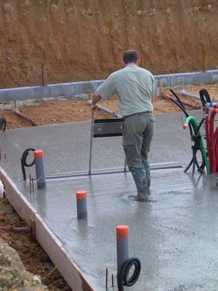 B ton autonivelant le doux r ve 16 messages - Proportion pour faire du beton ...
