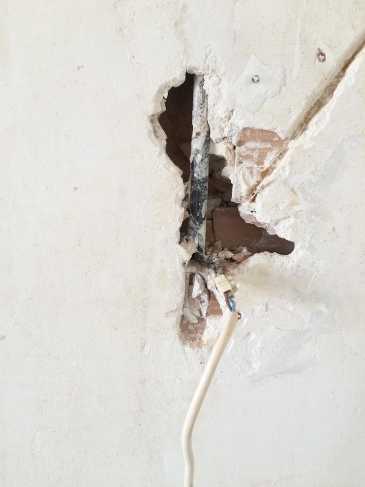 Reboucher des trous dans un mur commander sur amazon enduit de rebouchage exterieur avec - Reboucher trou mur placo ...
