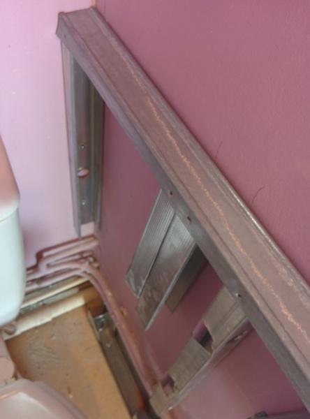 cacher des tuyaux stunning leroy merlin multicouche. Black Bedroom Furniture Sets. Home Design Ideas