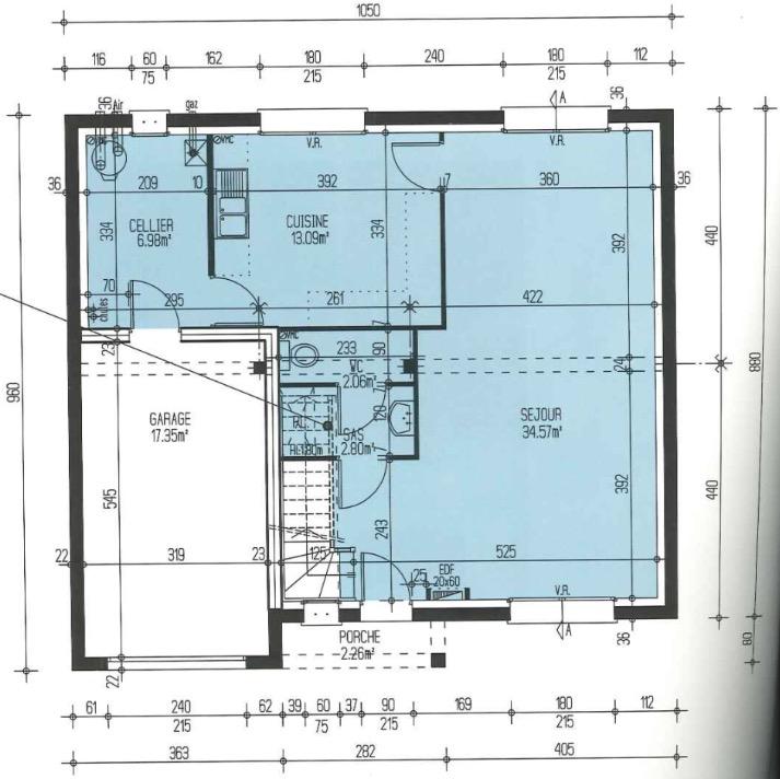 Plan maison pierre beautiful plan interieur etage a for Forum maison pierre