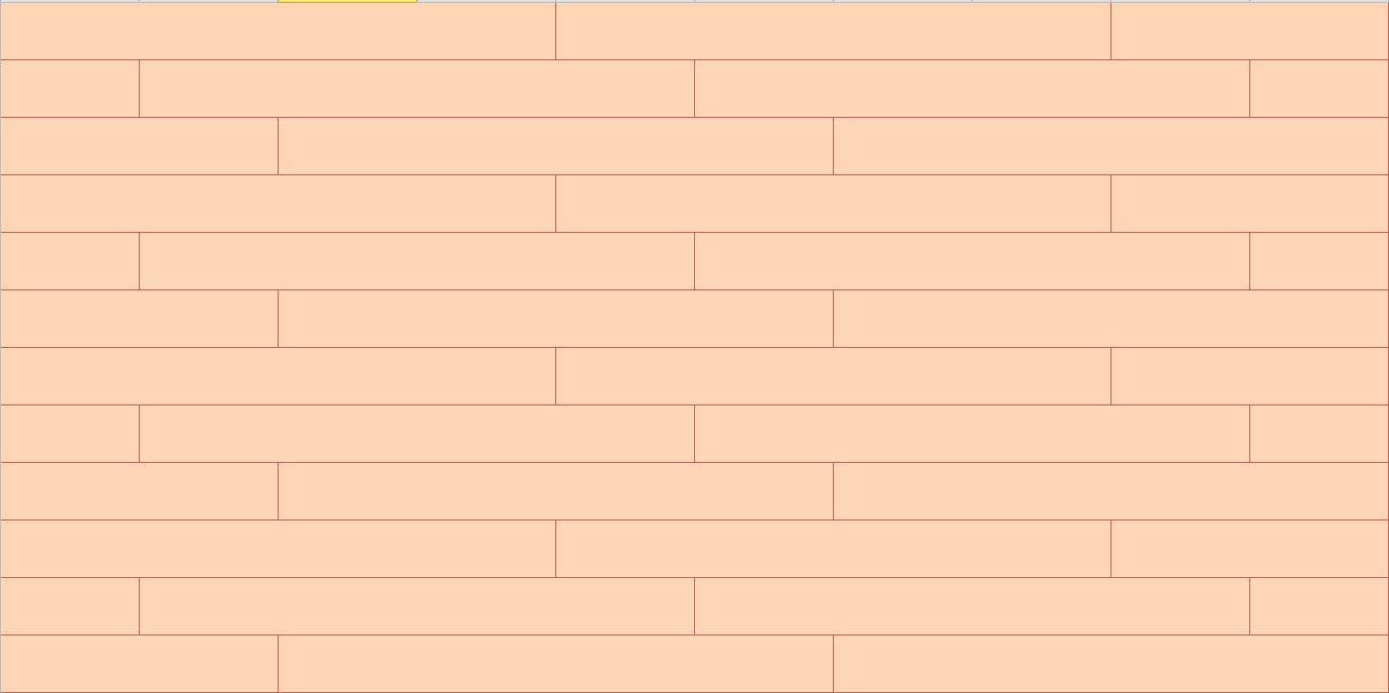 Très Un calepinage pour mon parquet stratifié - 21 messages UL58