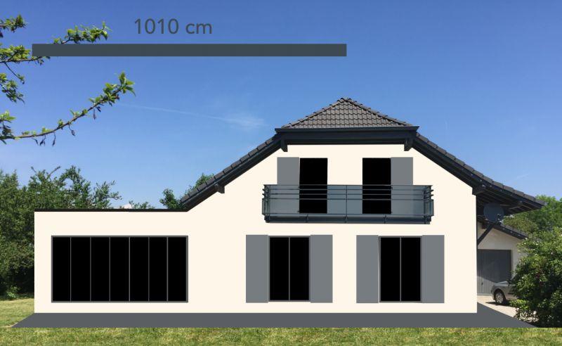 hauteur conduit de chemin e sur extension toit plat 13 messages. Black Bedroom Furniture Sets. Home Design Ideas