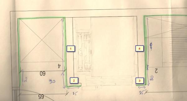 carrelage m tro angles saillants. Black Bedroom Furniture Sets. Home Design Ideas
