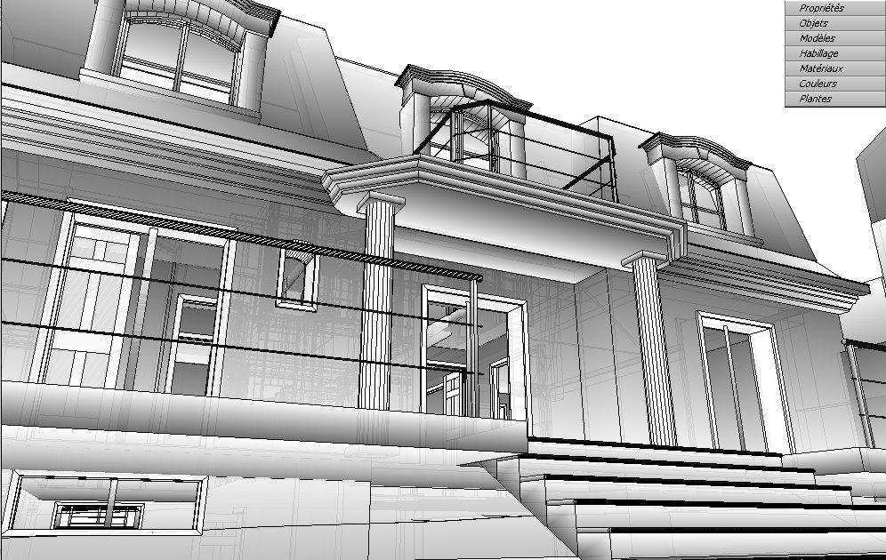 Cartouche et plan avec architecte 3d platinum 6 messages for Un cartouche architecture
