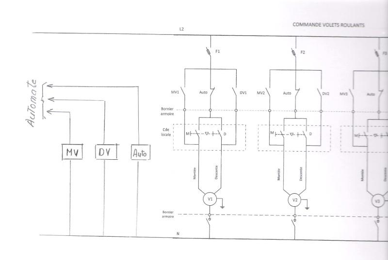 centralisation des volets roualnts en filaire 26 messages. Black Bedroom Furniture Sets. Home Design Ideas