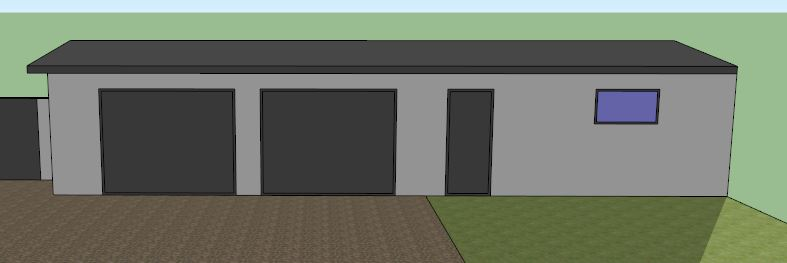 Chainage Horizontale Garage, Obligatoire?
