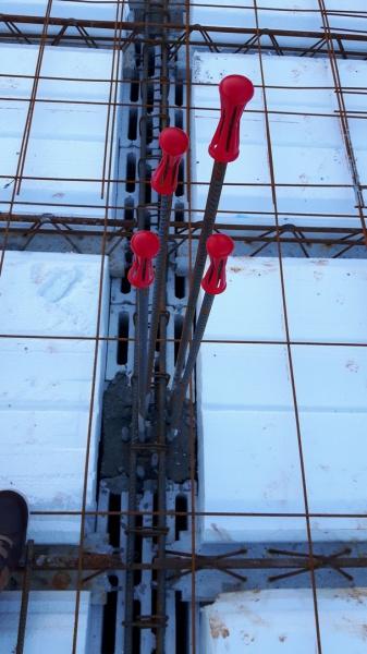 Question chainage poteau avant coulage plancher rdc for Coulage plancher