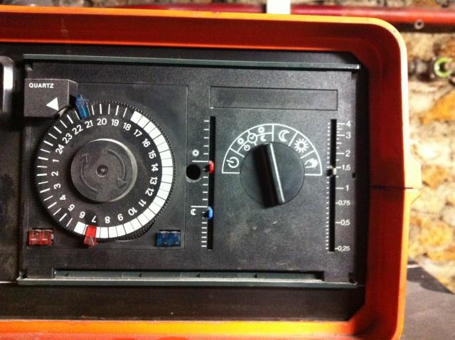 Chaudi re au fuel aco haller meurer comment la r gler 21 messages - Comment fonctionne un thermostat d ambiance ...