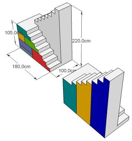 Choix d 39 un escalier gain de place pour une mezzanine 31 messages - Mezzanine gain de place ...