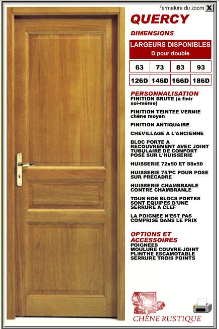 Choix de portes int rieures 50 messages - Changer les portes interieures ...