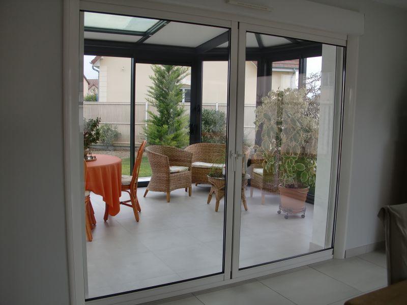 Porte Fenêtre à Galandage Mettre Au Même Niveau Les 2 Portes