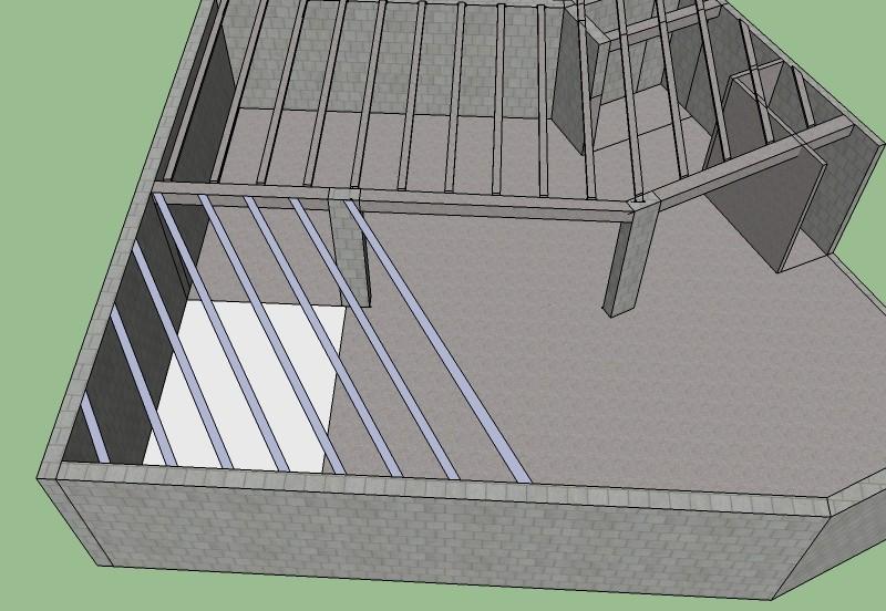 cloisons sous hourdis ems plastique. Black Bedroom Furniture Sets. Home Design Ideas