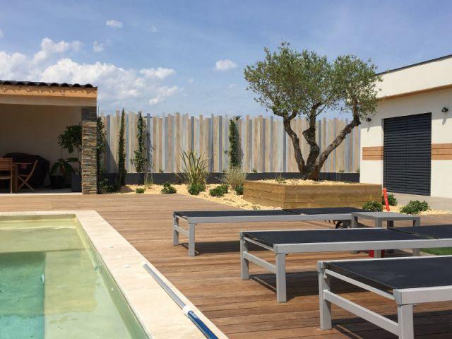 16 id es de salons de jardin pour un t sur la terrasse jardins et exterieurs. Black Bedroom Furniture Sets. Home Design Ideas