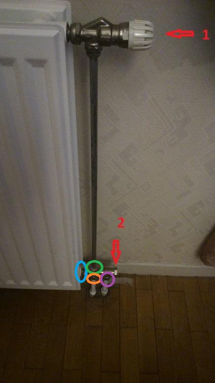 comment condamner un radiateur eau chaude 10 messages. Black Bedroom Furniture Sets. Home Design Ideas