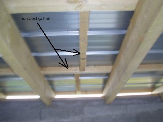 condensation sur bac acier du garage 61 messages page 4. Black Bedroom Furniture Sets. Home Design Ideas