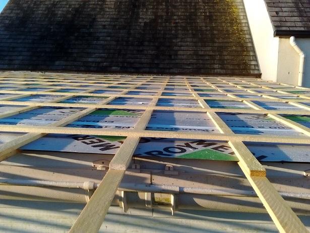 condensation bac acier isolation 17 messages. Black Bedroom Furniture Sets. Home Design Ideas