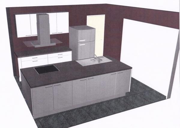 conseil pour une hotte ilot dans nouvelle maison individuelle 13 messages. Black Bedroom Furniture Sets. Home Design Ideas
