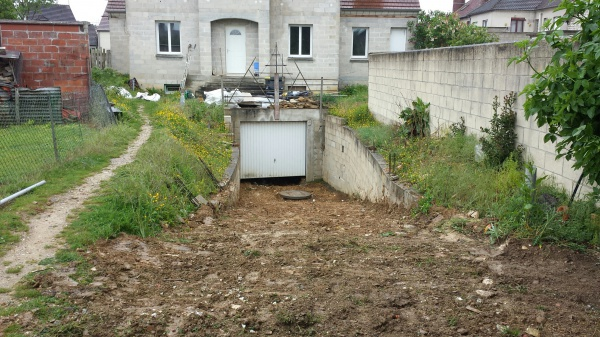 Revetement Descente De Garage  Groupe Jutras Construction Rev